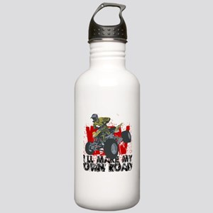 ATV My Own Road Stainless Water Bottle 1.0L
