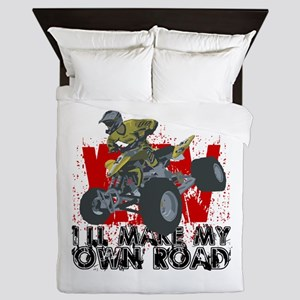 ATV My Own Road Queen Duvet