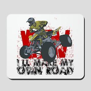 ATV My Own Road Mousepad