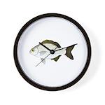 Bermuda Chub Wall Clock