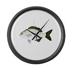 Bermuda Chub Large Wall Clock