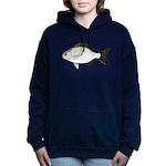 Bermuda Chub c Women's Hooded Sweatshirt