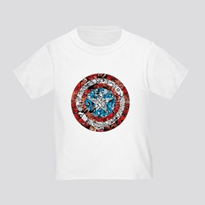 Shield Collage Toddler T-Shirt