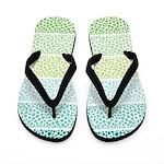 Zen Pebbles Flip Flops