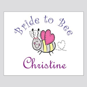 Christine Bride to Bee Small Poster
