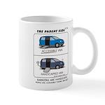 Access Not Handicap Mugs