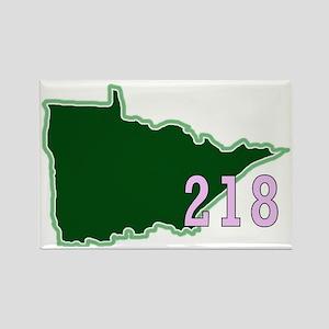 218 Minnesota Rectangle Magnet