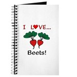 I Love Beets Journal
