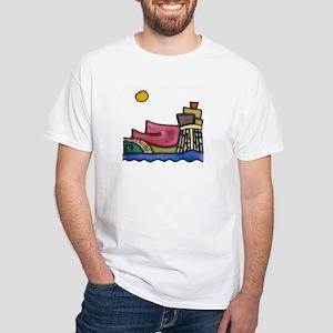 Red Guggenheim T-Shirt