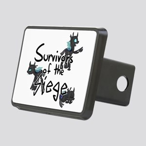 Survivors of the Siege (logo) Hitch Cover