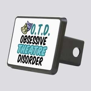 Funny Theatre Rectangular Hitch Cover