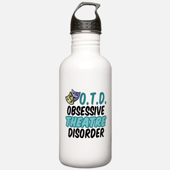 Funny Theatre Water Bottle