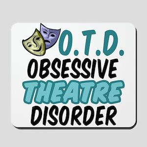 Funny Theatre Mousepad