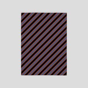 MASCULINE STRIPES 5'x7'Area Rug