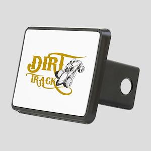 Dirt Track Sprint Car Rectangular Hitch Cover