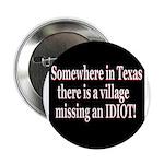 Village Idiot Button