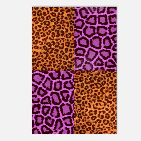 FUNKY FUR Postcards (Package of 8)