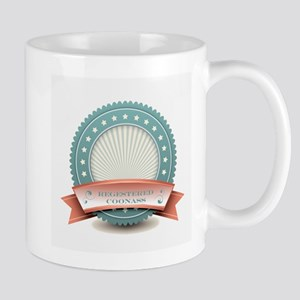 Registered Coonass Mugs