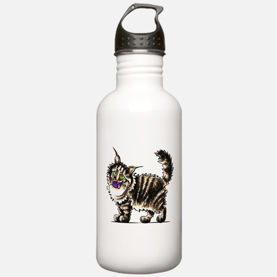 Maine Coon Giant Water Bottle