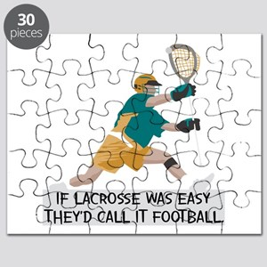 If Lacrosse Was Easy Puzzle