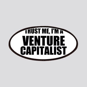 Trust Me, Im A Venture Capitalist Patches