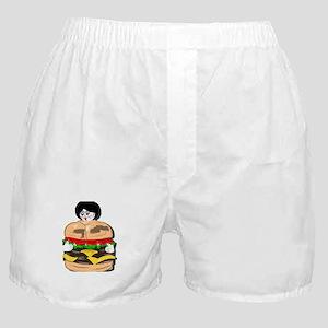 Burger buddy! Boxer Shorts