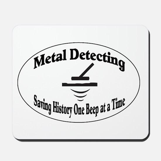 Metal Detecting Mousepad