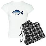 Blue Sea Chub c Pajamas