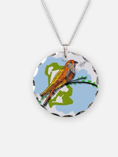 Cuckoos song Necklace