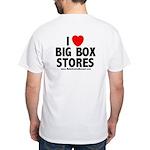Big Box White T-Shirt