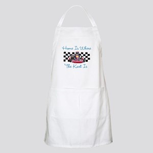Home is Where the Kart Is Apron
