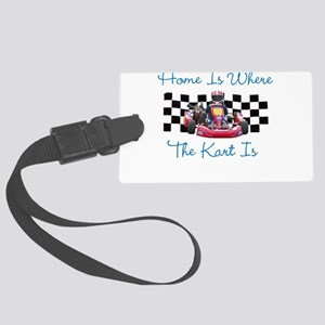 Home is Where the Kart Is Luggage Tag