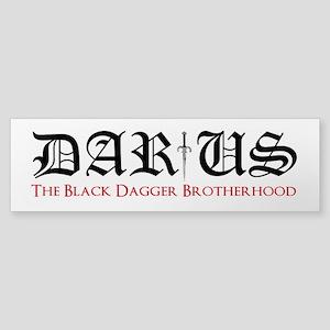 Darius Bumper Sticker