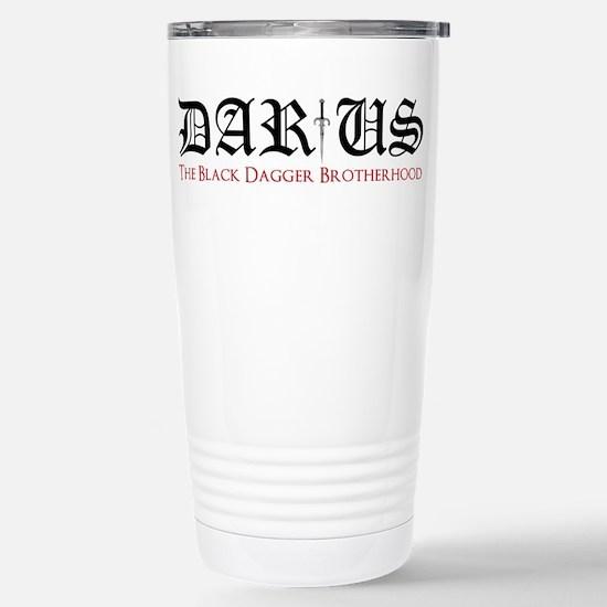 Darius Stainless Steel Travel Mug