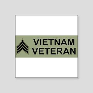 Army-SGT-Vietnam-BSticker-2 Sticker