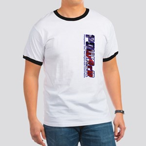 POWRcR Vertical Logo T-Shirt