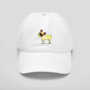 Sporty Frenchie Cap