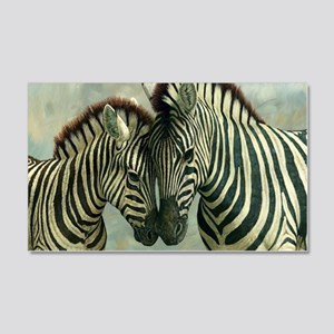 Zebras Wall Decal