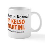 Kelso Martini Mug