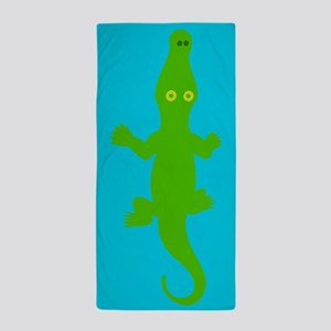 Gator Beach Towel