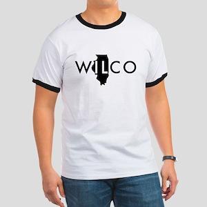 Wilco black T-Shirt