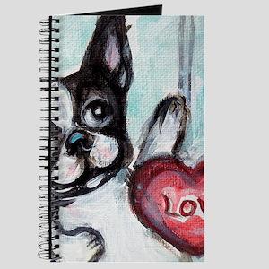 Boston Terrier Heart Journal