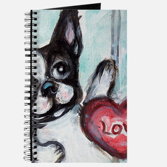 Boston Terrier Heart Journal