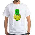 Smiley with Shamrock T-Shirt