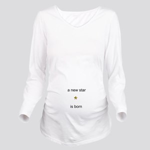 Technology Long Sleeve Maternity T-Shirt