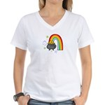 Rainbow with Crock of Gold T-Shirt