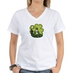 St Patricks Day Man with Beer T-Shirt