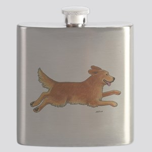 Leap Full Color Flask