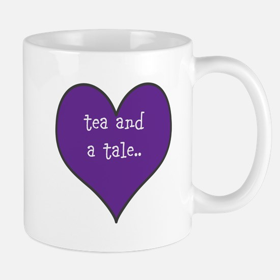 tea and a tale.. Mugs