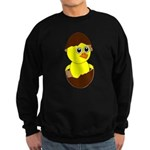 Newborn Chick with Chocolate Egg Jumper Sweater